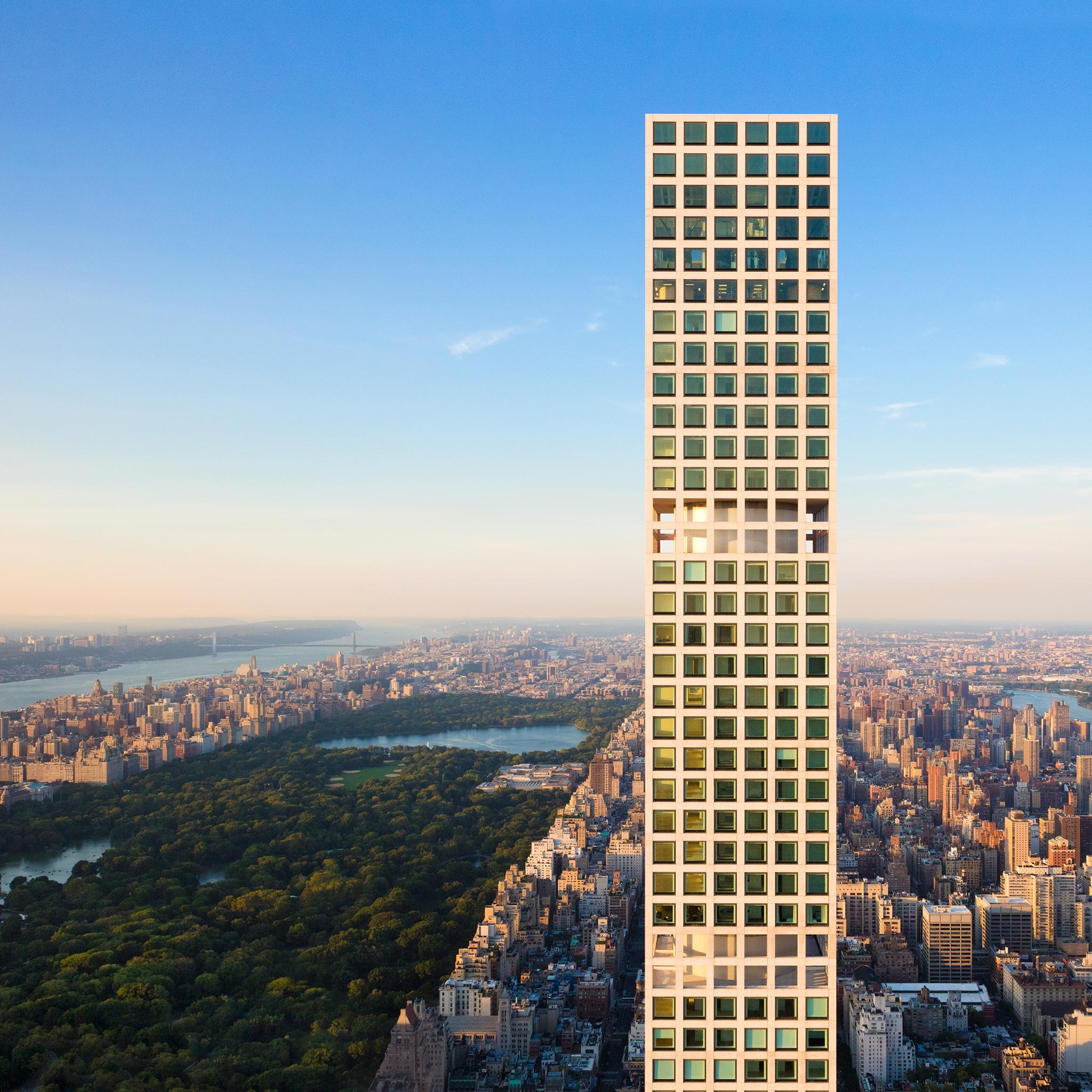 Apartment Vs Condo: 432 Park Avenue Condominiums