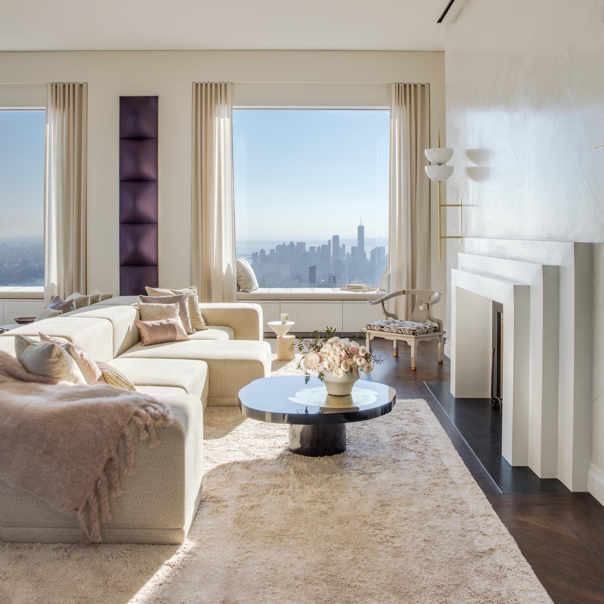 432 Park Avenue Condominiums Luxury Interiors