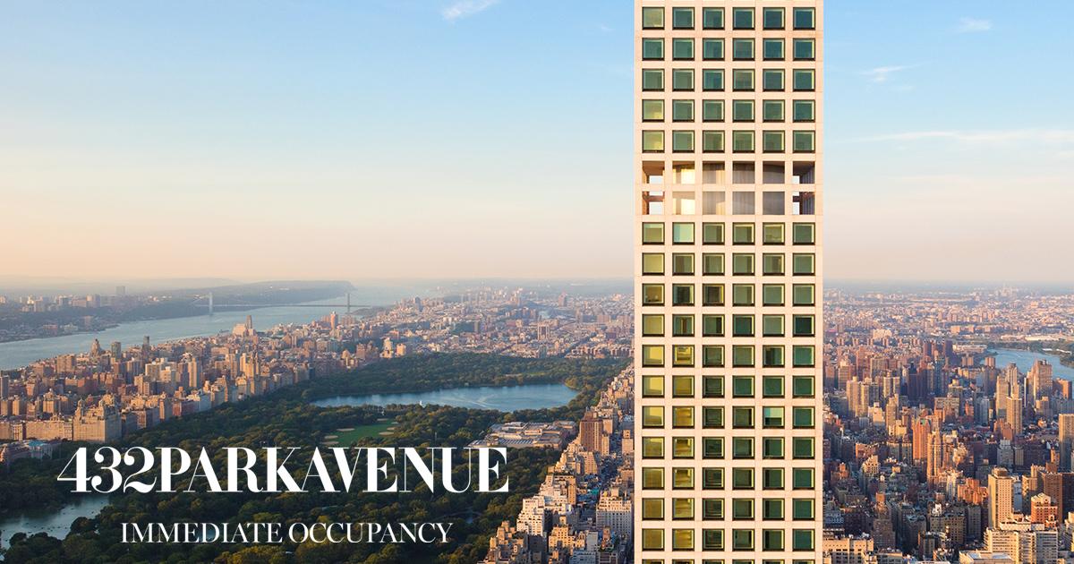 Park Avenue New York Apartments